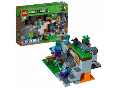 LEGO 21141 - Пещера зомби