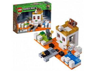 LEGO 21145 - Арена-череп