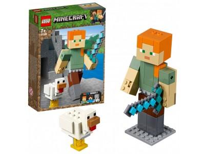 LEGO 21149 - Алекс с цыплёнком