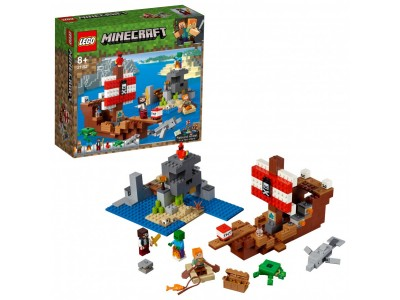 LEGO 21152 - Приключение на пиратском корабле