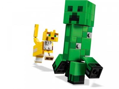 LEGO 21156 - Рептилия с Оцелотом