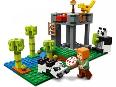 LEGO 21158 - Детский сад для панд