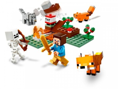 LEGO 21162 - Приключение в тайге