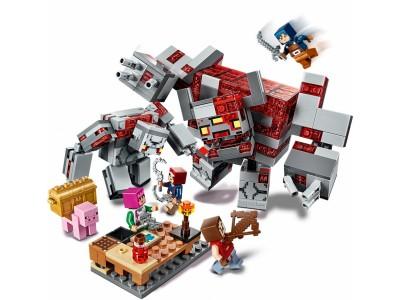 LEGO 21163 - Битва за красную пыль