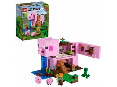 LEGO 21170 - Дом-свинья