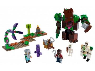 LEGO 21176 - Мерзость из джунглей