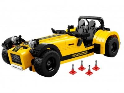 LEGO 21307 - Катерхэм 7