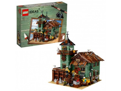 LEGO 21310 - Старый рыболовный магазин