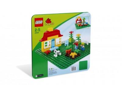 LEGO 2304 - Большая строительная пластина Lego Duplo