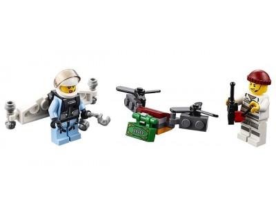 LEGO 30362 - Полицейский с реактивным ранцем
