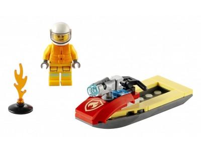 LEGO 30368 - Пожарно спасательный водный скутер