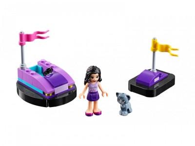 LEGO 30409 - Аттракцион Автодром