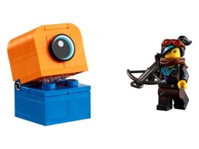 LEGO 30527 - Люси протав инопланетного захватчика.