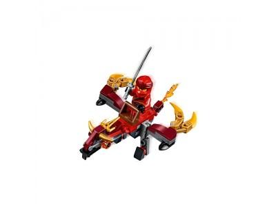 LEGO 30535 - Огненный Дракон