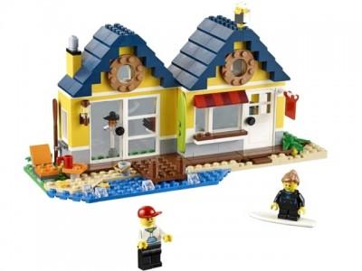 LEGO 31035 - Хижина на пляже