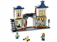 Магазин игрушек и продуктов