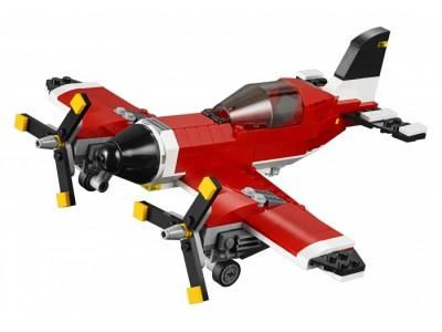 LEGO 31047 - Путешествие по воздуху