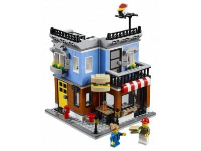 LEGO 31050 - Магазинчик на углу