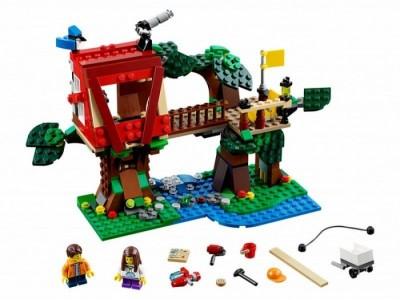LEGO 31053 - Домик на дереве