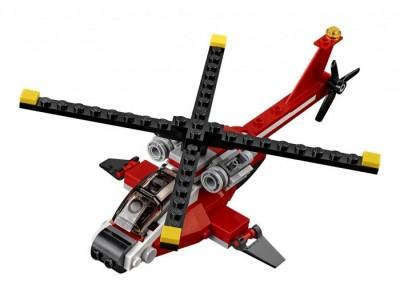 LEGO 31057 - Красный вертолёт