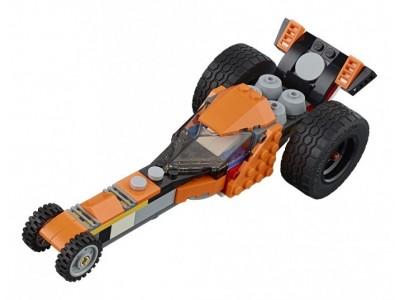 LEGO 31059 - Оранжевый мотоцикл