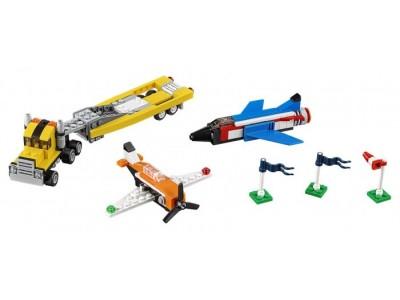 LEGO 31060 - Пилотажная группа
