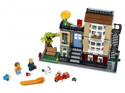 LEGO 31065 - Домик в пригороде