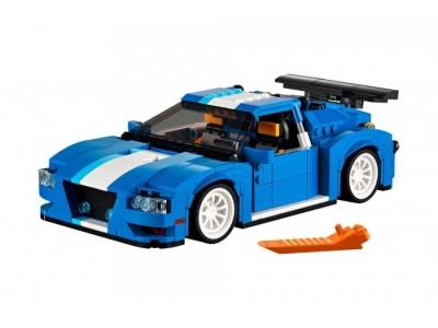 LEGO 31070 - Гоночный автомобиль