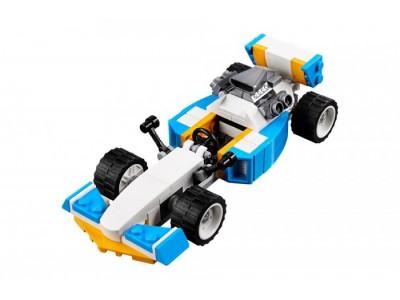 LEGO 31072 - Экстремальные гонки