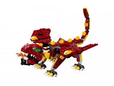 LEGO 31073 - Мифические существа