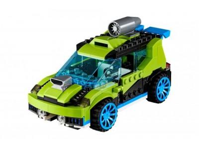LEGO 31074 - Суперскоростной раллийный автомобиль