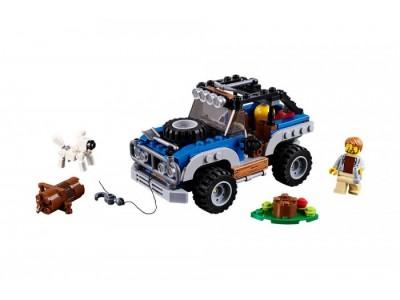 LEGO 31075 - Приключения в глуши
