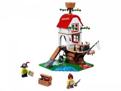 LEGO 31078 - В поисках сокровищ