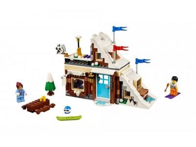 LEGO 31080 - Зимние каникулы