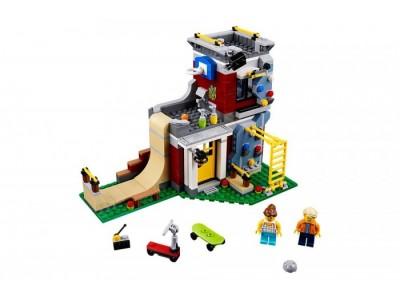 LEGO 31081 - Скейт-площадка