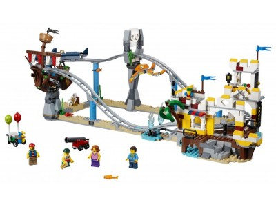 LEGO 31084 - Аттракцион «Пиратские горки»