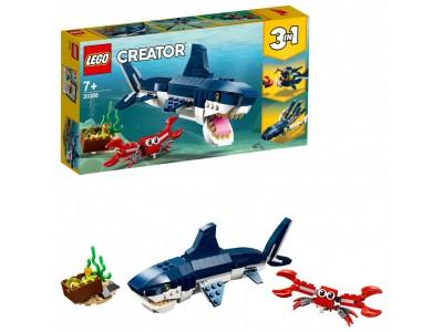LEGO 31088 - Обитатели морских глубин