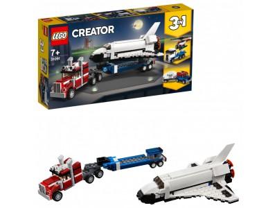 LEGO 31091 - Транспортировщик шаттлов