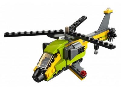 LEGO 31092 - Приключения на вертолёте