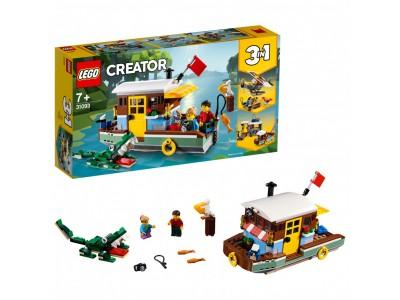 LEGO 31093 - Плавучий дом