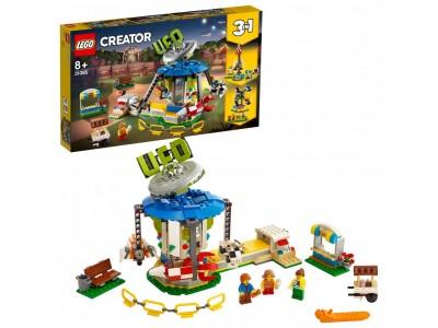 LEGO 31095 - Ярмарочная карусель