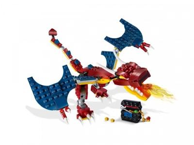 LEGO 31102 - Огненный дракон