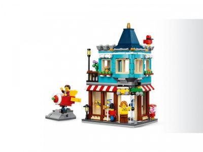 LEGO 31105 - Городской магазин игрушек