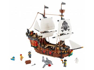 LEGO 31109 - Пиратский корабль