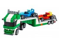 Транспортировщик гоночных автомобилей