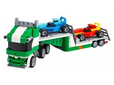 LEGO 31113 - Транспортировщик гоночных автомобилей