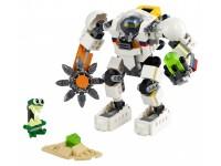 Космический робот для горных работ