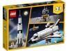 LEGO 31117 - Приключения на космическом шаттле