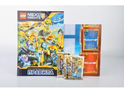 LEGO 39411 - Коллекция карточек Nexo Knights