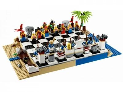 LEGO 40158 - Пиратские Шахматы
